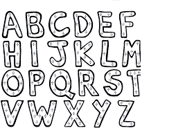 In the meantime, the kid can also color the picture, which begins with the letter in question. Coloring Pages Letter Coloring Pages For Kids A Z Coloring Home