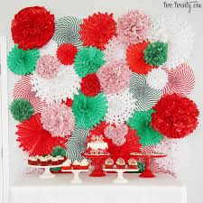 How To Make Fluffy Decoration Balls How to Make Tissue Paper PomPoms 79