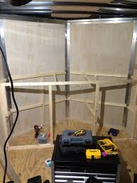 Cabinets For Cargo Trailers V Nose Trailer Cabinet Stuff I Built Pinterest Trailers And