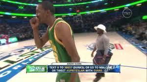 Jeremy Evans wins 2012 NBA Slam Dunk Contest - YouTube