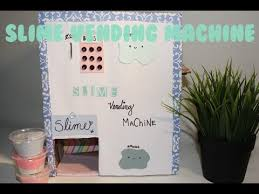 Slime Vending Machine Impressive Bunny Moo YouTube Gaming