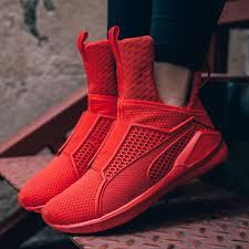 fenty puma shoes for girls. puma fierce fenty by rihanna \u0027triple red\u0027 (via kicks-daily.com · new sneakersgirls shoes for girls r