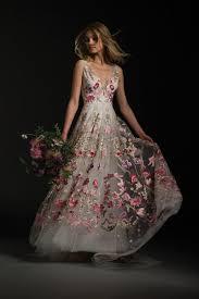 embroidered wedding dress. Temperley Bridal Fall 2017 Wedding Dresses Wedding Pinterest