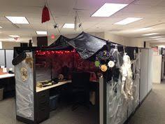 office halloween decorations. halloween cubicle u2026 office decorations