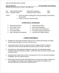 Resume Qualifications Best Sales And Marketing Skills Resume Qualifications Marieclaireindia