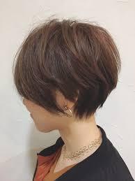 Ryuuichi Takahashiさんのヘアスタイル ショートショートボブかっ