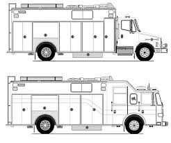 Small Picture Inspirational Fire Truck Coloring Pages 42 In Coloring Pages for