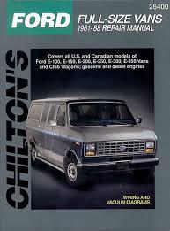 chilton books 26400 repair manual ford e100 e150 e200 e250 e300 chilton books 26400 repair manual ford e100 e150 e200 e250 e300 e350 van 61 88