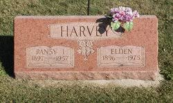 Pansy Iva Dunn Harvey (1897-1957) - Find A Grave Memorial