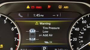 Nissan Rogue 2019 Dash Lights 2018 Nissan Murano Warning And Indicator Lights