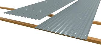 menards steel roofing corrugated metal roofing but not so tight that dimpled the metal then add
