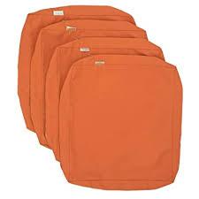 cozylounge sunkissed orange outdoor