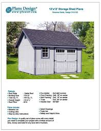 Home Garden Design Plan Gorgeous 48' X 48' Backyard Garden Gable Shed Plans Etsy