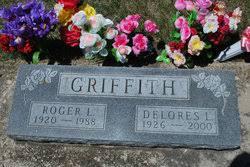 Delores L. Capsel Griffith (1926-2000) - Find A Grave Memorial