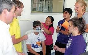 Careers With Exercise Science Degree Exercise Science University Of Nebraska At Kearney