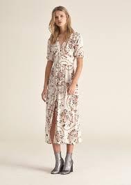 Steele Aveline Dress White Florete Steele Pinterest Dresses