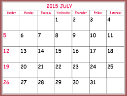 Calendars For June And July 2015 This Is The Month Of June 2015 And We Are Sharing June