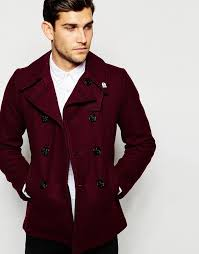 peacoat made in usa