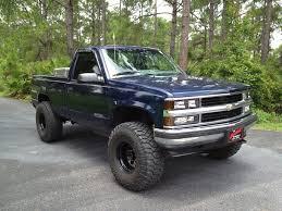 Silverado 98 chevy silverado lifted : 95 Chevy rcsb 4x4 | GMT400 - The Ultimate 88-98 GM Truck Forum