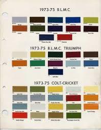 Bmw Mini Colour Chart 30 Best Car Color Images In 2019 Car Colors Car Painting Car