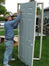 mobile home front doorsMobile Home Exterior Doors  Custom Size Replacement from a