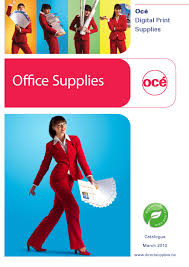 Office Supplies Catalogue Océ Belgium by Océ Belgium - issuu