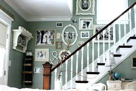 how to decorate stairs how to decorate staircase wall shabby chic wall art decor ideas for