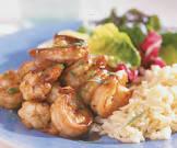balsamic shrimp saute