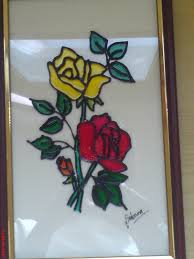 Simple Glass Painting Designs Beginners