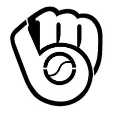 milwaukee brewers logo. milwaukee brewers logo
