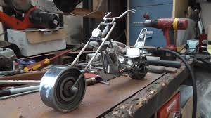 how i built a chopper metal art for the lads and ladies youtube