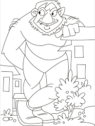 Small Picture The giant coloring page Download Free The giant coloring page