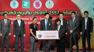 121 สโมสรยิ้ม รับเงินอุดหนุนรวม 537 ล้าน
