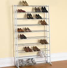 diy shoe organizer for closet with diy closet shoe rack ideas