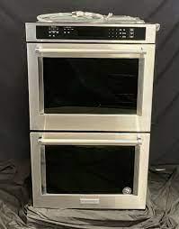 kitchenaid 30 stainless steel double