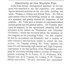 chicago fair chicago world s fair 1893 nikola tesla engineer inventor