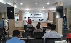 front office chennai national hospital