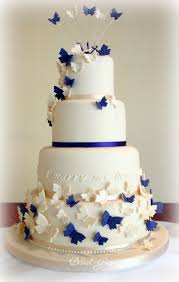 Cake Decorating Wedding Designs Perfect Decoration For Wedding Cakes On Wedding Cakes With Butterfly 2