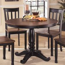 get your owingsville round dining room table 4 side chairs at limerick furniture allentown pa furniture