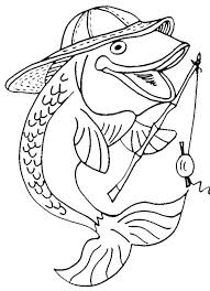 Small Fish Template Small Fish Coloring Pages Pictures Colouring Bageriet Info