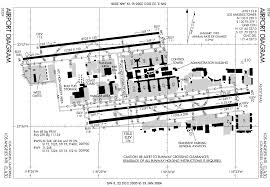 File Lax Airport Map Png Wikimedia Commons
