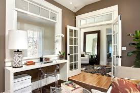 home office doors. Home Office Door Ideas Extraordinary Inspiring  Fine French Transitional With New Home Office Doors