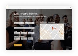 Create A Programme For An Event Free Online Event Registration Form Software 123formbuilder