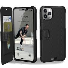 Iphone Light Cover Uag Case Cover For Iphone 11 Pro Max Metropolis Feather Light Rugged Black