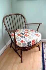 diy seat cushion chair cushion diy patio chair cushion covers