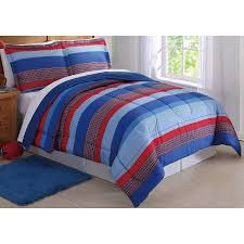 sebastian stripe twin comforter set