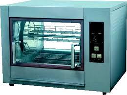 bakemax countertop rotisserie oven