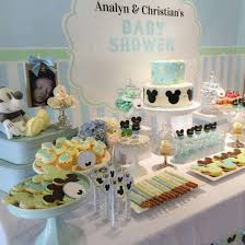Mickey Mouse Baby Shower Cake  Party XYZBaby Mickey Baby Shower Cakes