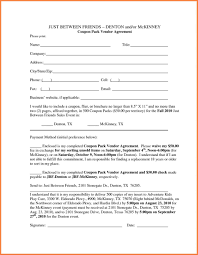 Sample Of Guarantor Letter Hostess Resume Contract Personal