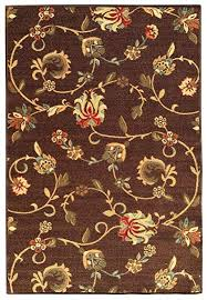 amazing home spacious fl area rug of delectably yours com city flora times claret red